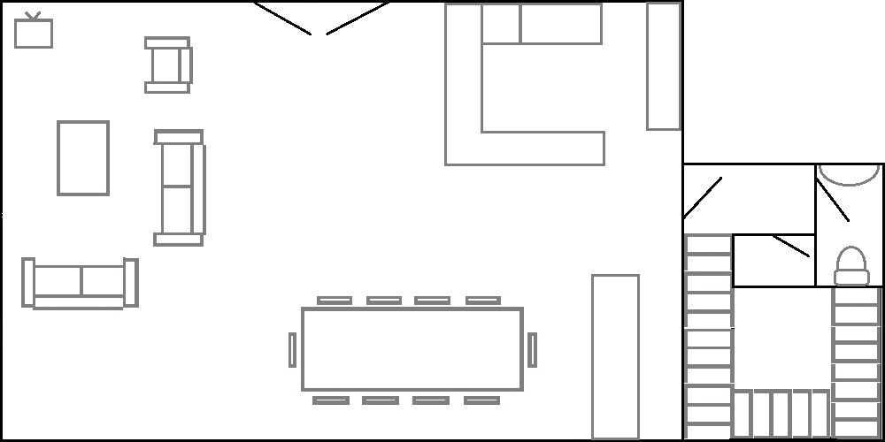 The Grange - Ground Floor Layout