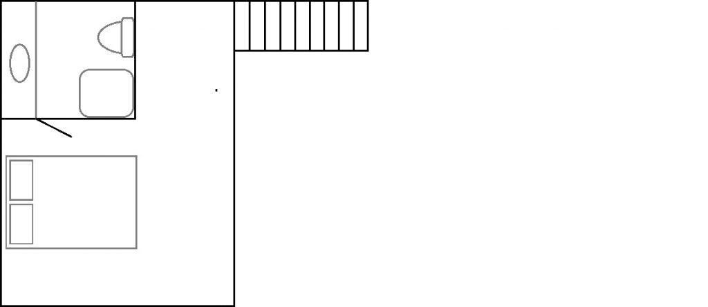 The Dairy - Mezzanine Layout